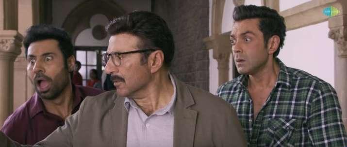India Tv - A still from Yamla Pagla Deewana Phir Se