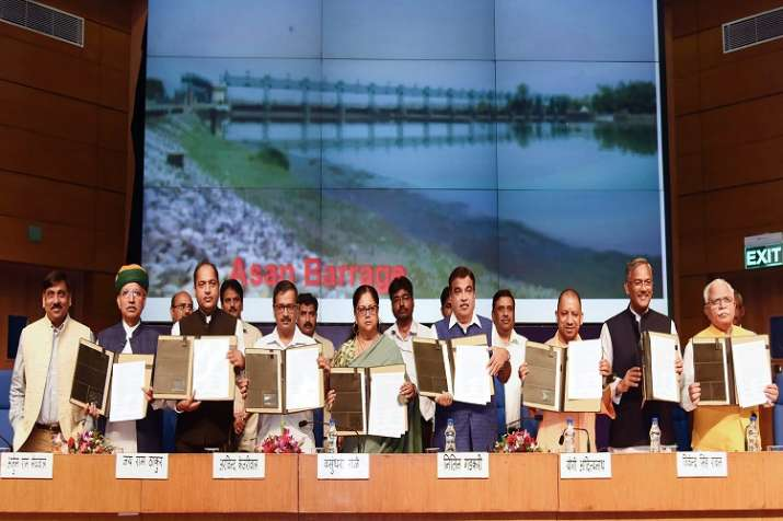 Union Minister for Road Transport & Highways, Shipping and
