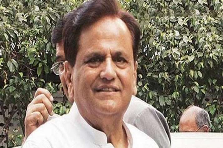Ahmed Patel appointed party treasurer