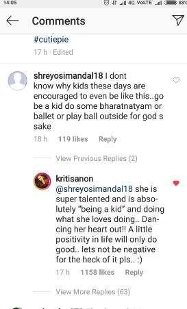 India Tv - Kriti Sanon hits back at trolls