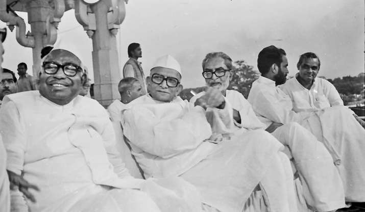 India Tv - Former PM Atal Bihari Vajpayee in an old picture.