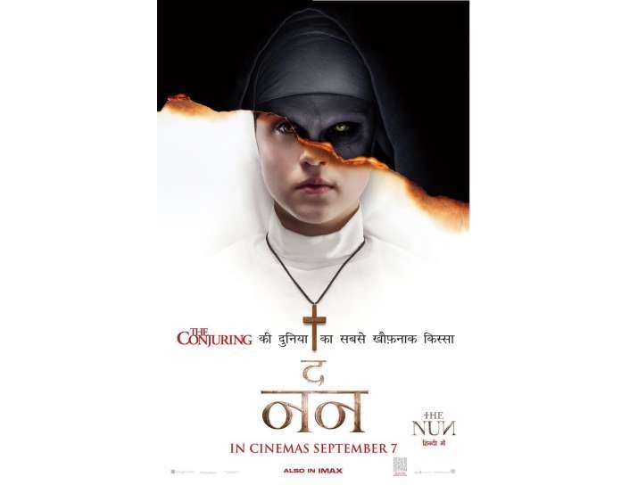 the nun hindi poster