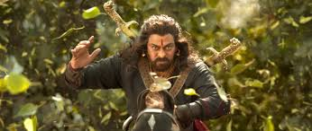 Sye Raa Narasimha Reddy Teaser: Chiranjeevi makes grand entry in this period drama