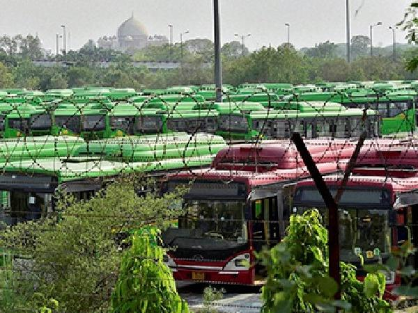 DTC contractual drivers, conductors may go on leave on