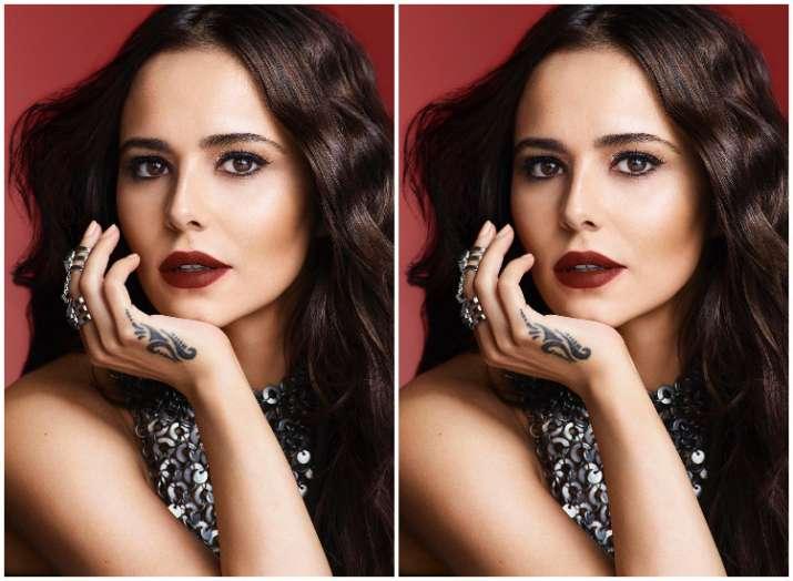 Celebrity beauty tip: Singer Cheryl shares make-up tips with her fans