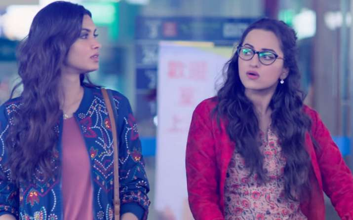 India Tv - Happy Phirr Bhag Jayegi Review