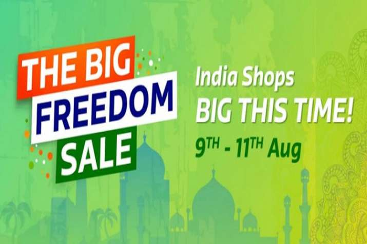 Flipkart to take on amazon with its big freedom sale starting from promotional poster of flipkarts big freedom gumiabroncs Image collections