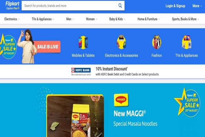 Flipkart superr sale offers big discounts on smartphones iphone for flipkart plus members the online portal major is offering free shipping and priority customer care during the sale period gumiabroncs Image collections