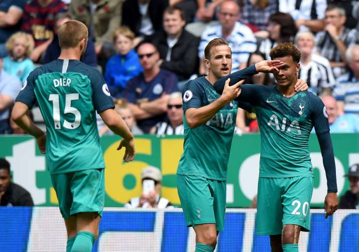 India Tv - Deli Alli and Vertonghen gave Spurs the win against Newcastle