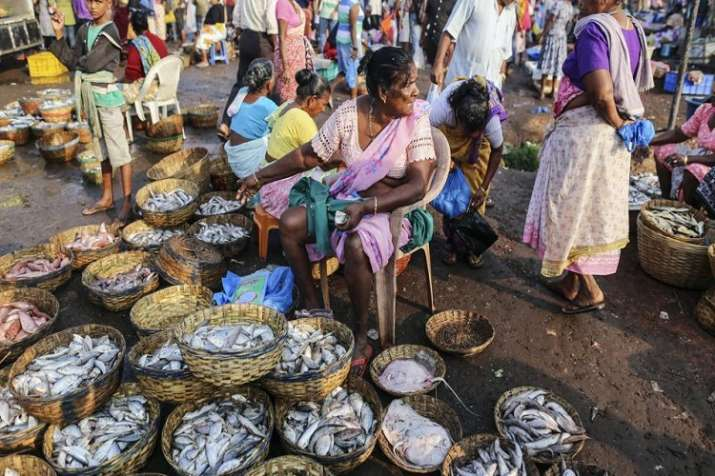 The fish import ban was imposed in Goa last month in the