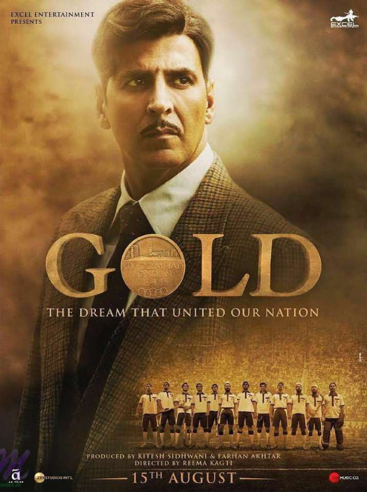 New Hindi Movei 2018 2019 Bolliwood: Gold Movie Review: Akshay Kumar Starrer Is 'just' An