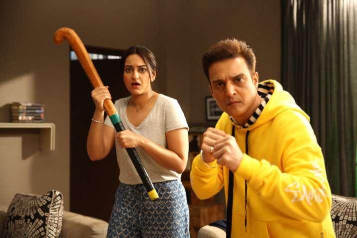 Happy Phirr Bhag Jayegi Box Office Collection Day 2 Sonakshi Sinha