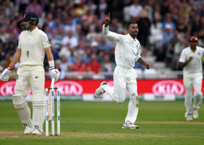 hardik pandya getty 1534688529 - Anderson Stars As India Bowled Out For  Highlights Report