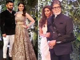 Amitabh Bachchan Virat Kohli Anushka Sharma Contribute