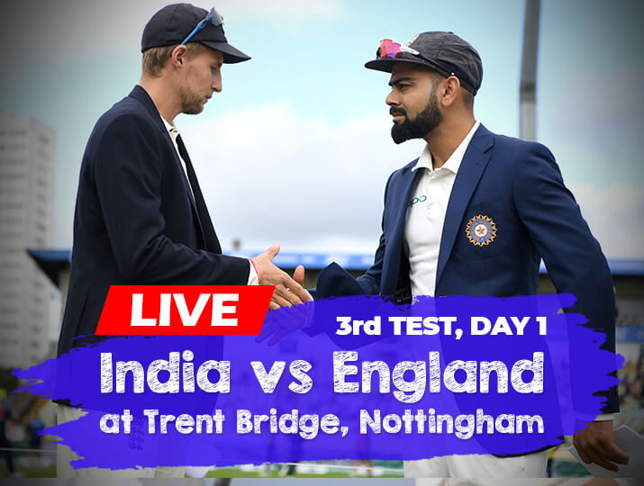 Stream Live Cricket England Vs India Rd Test Day  Joe Root And Virat Kohli