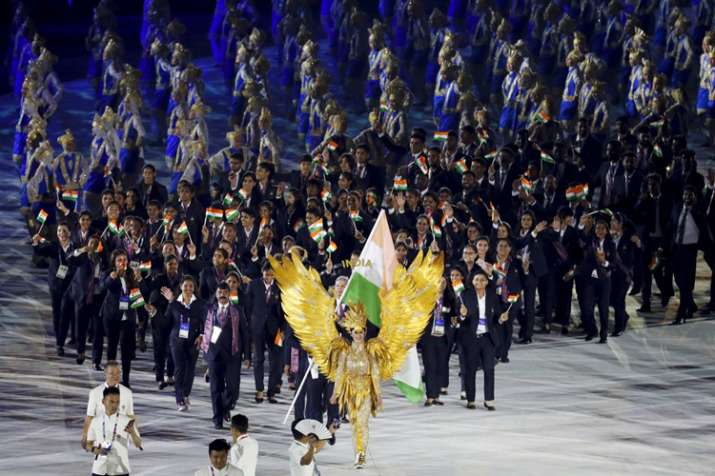 India Tv - Indian Contingent at Asian Games