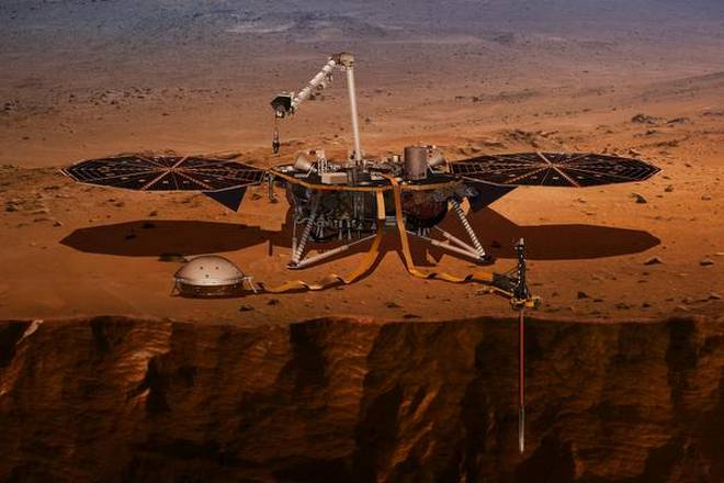 NASA's InSight spacecraft will decode how mountains formed