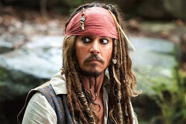 India Tv - Johnny Depp in Pirates of the Carribean
