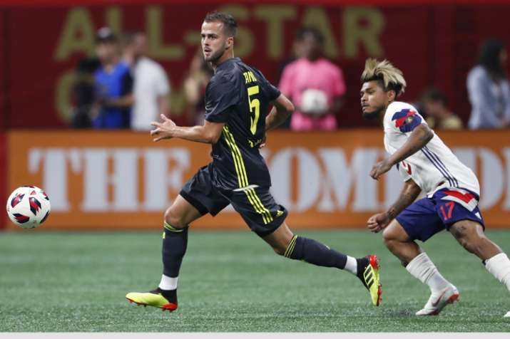 ae42545db6f Juventus beat MLS All-Star on penalties after 1-1 draw   Soccer News –  India TV
