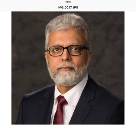Dr. Khalid Ahmed