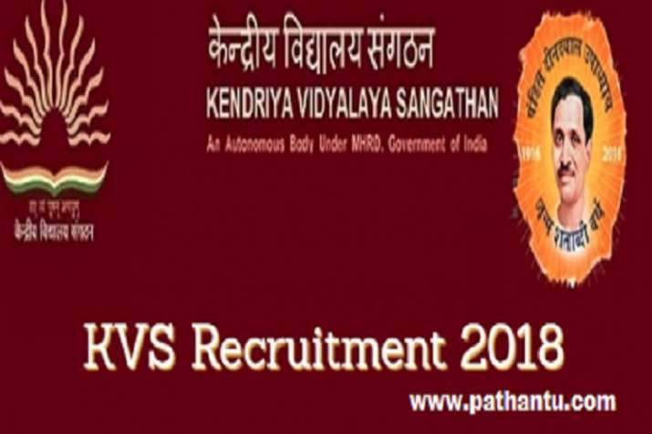 Applicants can check kvsangathan(.)nic(.)in for further