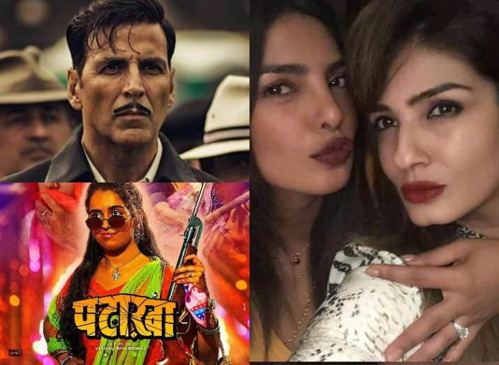 Big releases today, Pataakha Trailer, Priyanka Chopra's engagement