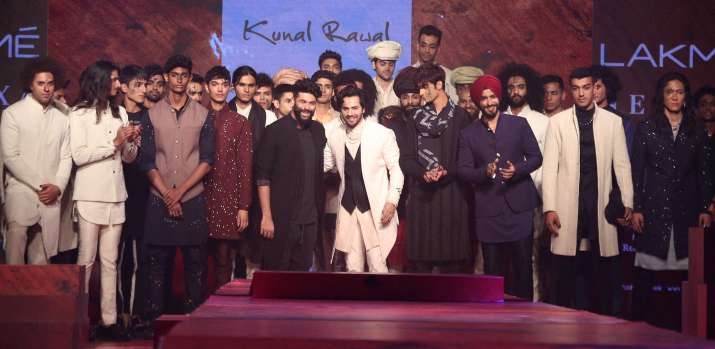 India Tv - Designer Kunal Rawal says, men today are far more aware of their personal style