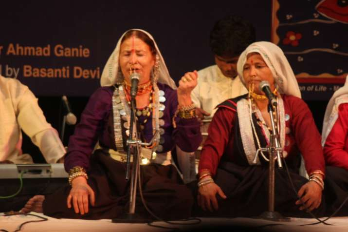 The two-day music affair will present Indian folk melodies