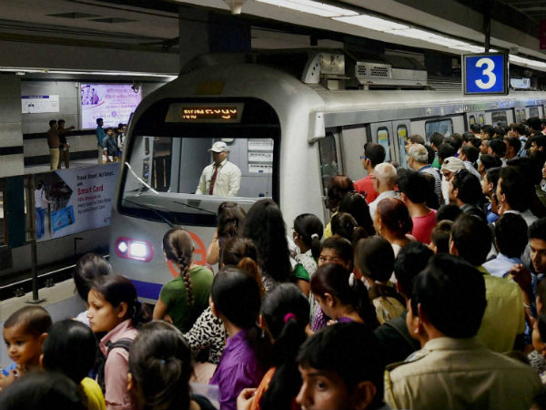 Delhi Metro to run extra trips on Aug 25-26 to handle