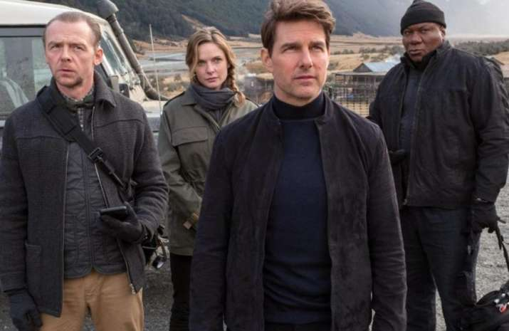 Tom Cruises's Mission Impossible: Fallout looses to Along with Gods at Korean box office