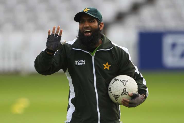 Mohammad Yousuf trolled on social media for claiming