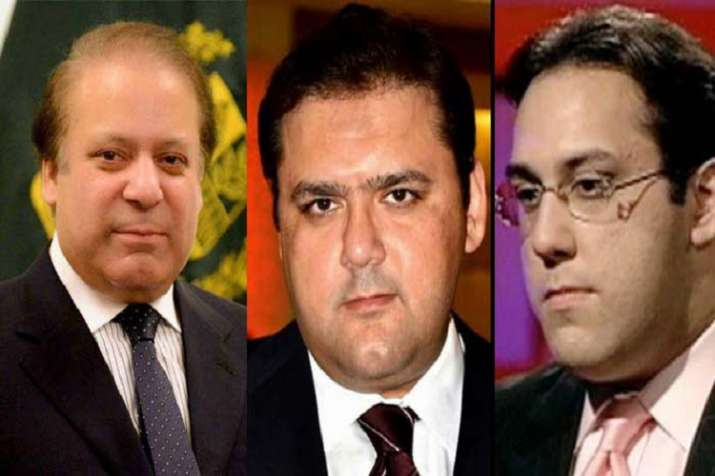 Sharif and his sons were accused in all the three graft
