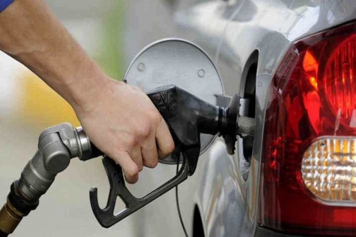 The hike was not limited to petrol alone as diesel prices