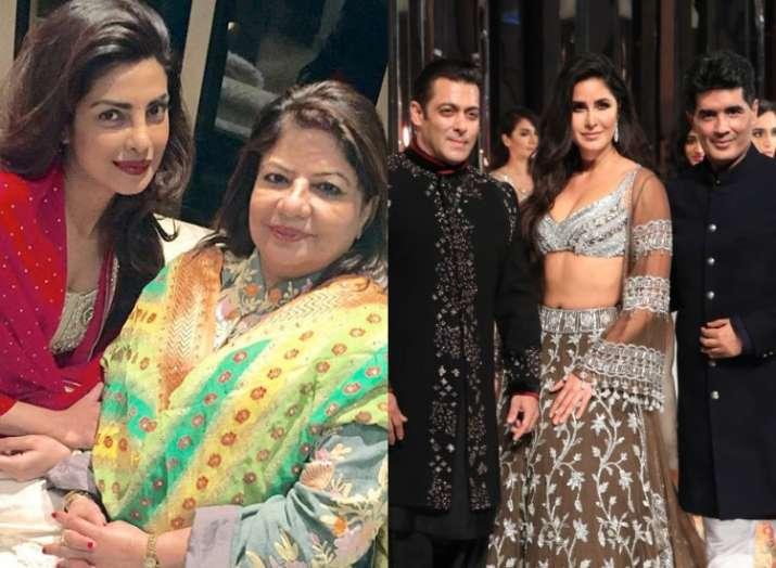 Salman Khan And Katrina Kaif Walk Manish Malhotra's Ramp