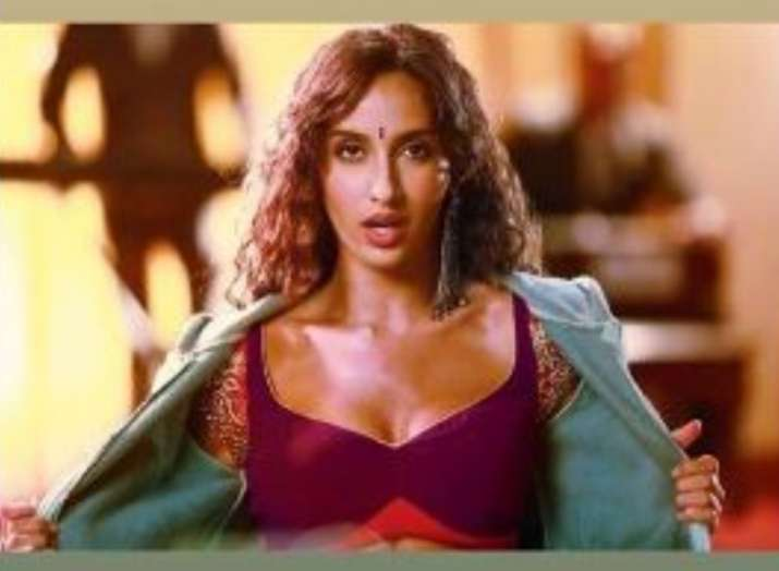 Nora Fatehi reveals first look from her song in Stree