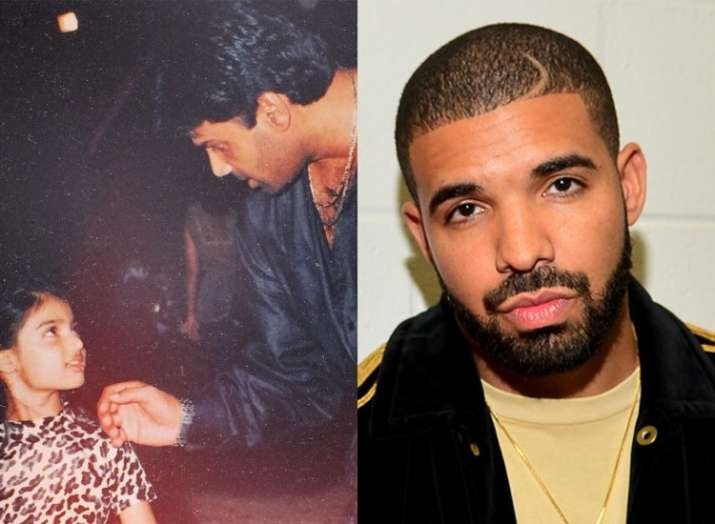 Canadian Rapper Drake is in awe of Suniel Shetty, calls him