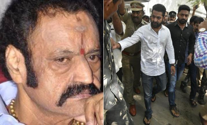 jr ntr emotional after nandamuri harikrishna death