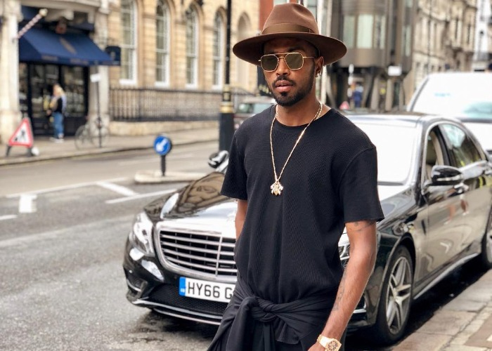 India vs England: Hardik Pandya mocked and trolled by fans for posting 'travel day' picture