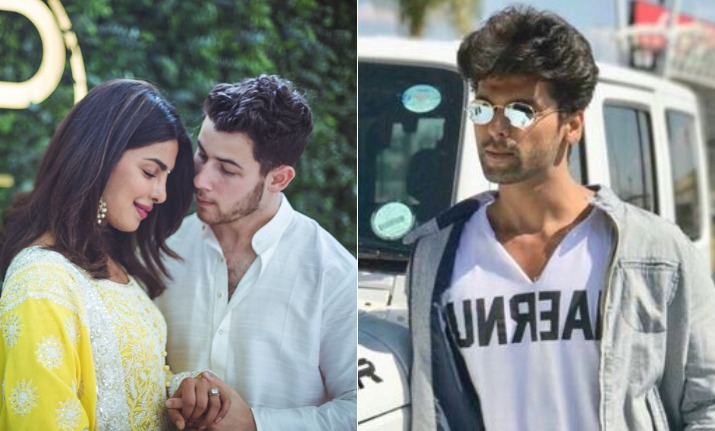 Kushal Tandon Slams People Trolling Priyanka Chopra And Nick Jonas