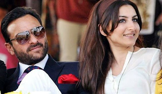 India Tv - Saif Ali Khan and Soha Ali Khan
