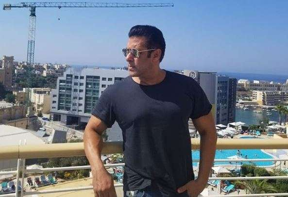 Salman Khan begins second schedule of Bharat in Malta