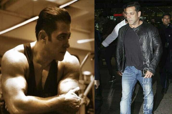 Bharat star Salman Khan