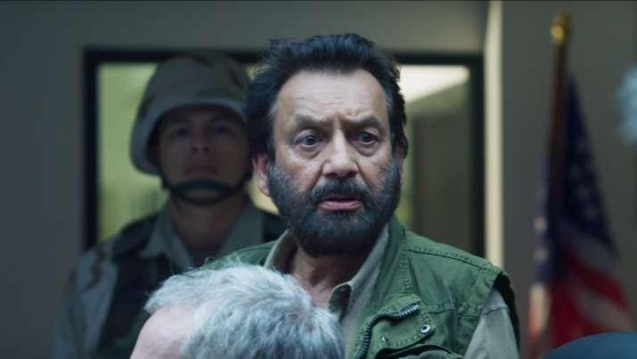 India Tv - Shekhar Kapur in Vishwaroopam 2