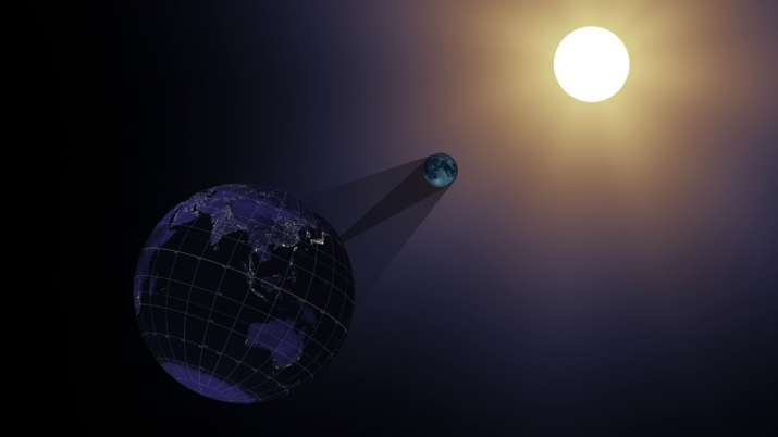 India Tv - What is total solar eclipse?