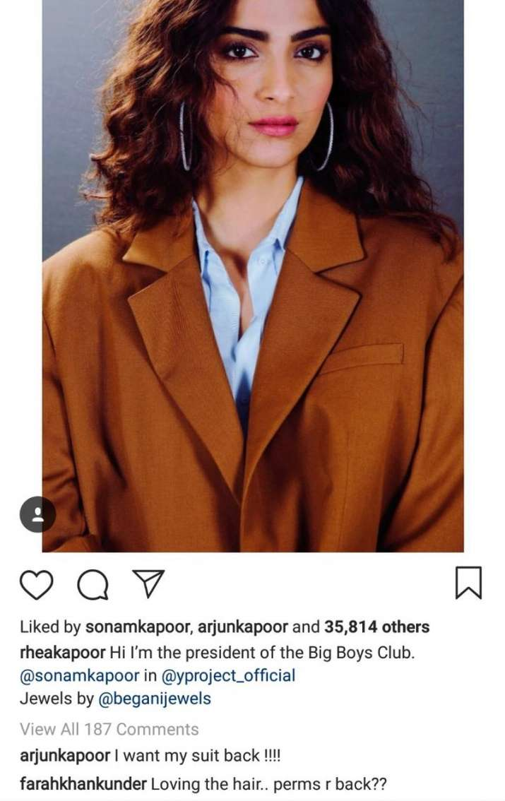 India Tv - Arjun Kapoor's comment