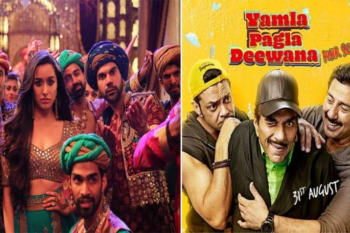 Stree and Yamla Pagla Deewana: Phir Se posters