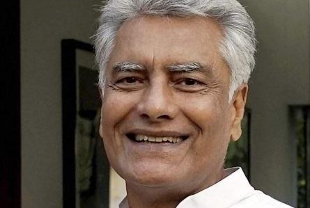 Sunil Jakhar, Congress MP