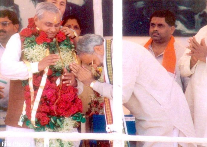 India Tv - Atal Bihari Vajpayee and PM Modi