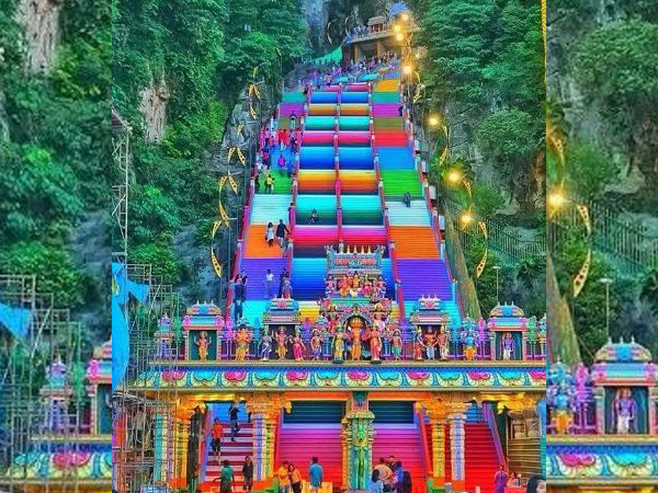 Travel | Batu Caves in Malaysia may land in legal soup over revamped staircase