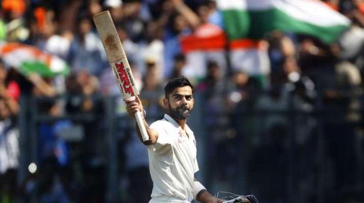 Virat Kohli, India vs ENgland Test series
